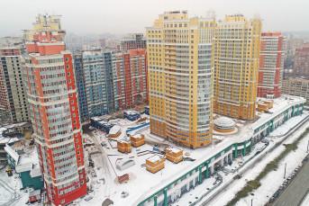 """Открыта продажа квартир в третьей очереди ЖК """"Лондон Парк"""""""