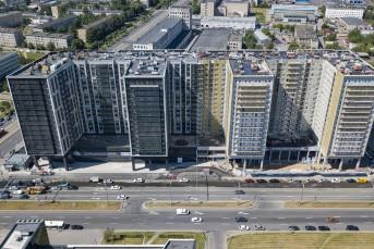 """Первая очередь апарт-отеля """"VALO"""" введена в эксплуатацию"""