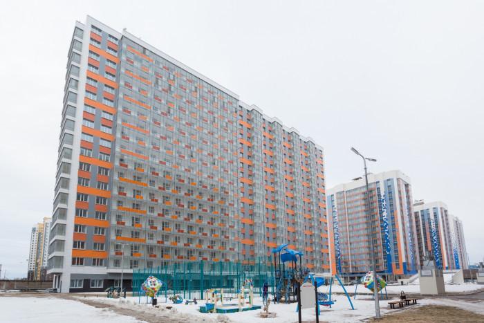 """Первая очередь жилого комплекса """"4YOU"""" поставлена на кадастровый учет"""