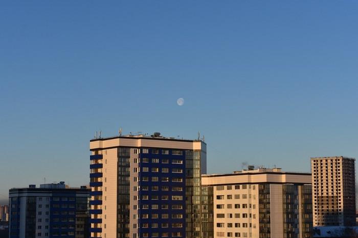 Петербург - в тройке лидеров по количеству сданных в январе жилых домов