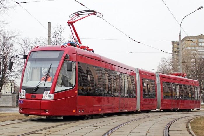 """Петербург и город-спутник """"Южный"""" свяжет скоростной трамвай"""
