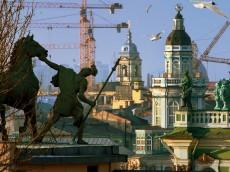 Проекты реновации исторического центра Петербурга подготовят к 2014 году