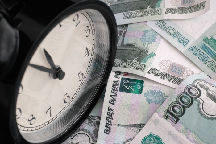 Просроченная задолженность россиян по ипотеке в первом квартале 2015 года выросла на 0.5%