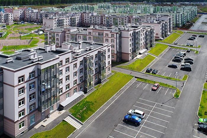 """Сбербанк аккредитовал одну очередь жилого комплекса """"Новое Сертолово"""""""