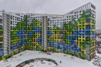 """Сбербанк даст ипотеку на квартиры в жилом комплексе """"Светлый мир """"Жизнь..."""""""