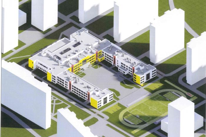 Сбербанк профинансирует строительство школы в Приморском районе