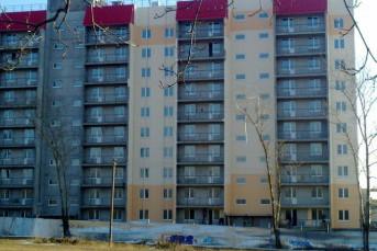"""Сдана первая очередь проблемного жилого комплекса """"Новый квартал"""""""