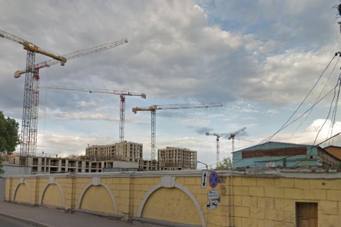 Setl Group построит на Лиговском 1,5 тысячи квартир