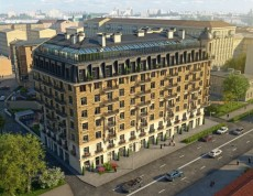 """""""Setl Group"""" представил проект жилого комплекса в Центральном районе"""