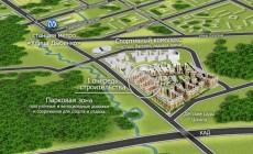 Строительный трест в Кудрово возведёт новый жилой комплекс