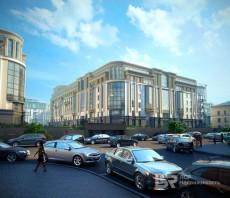 """Строительство ЖК """"Парадный квартал"""" полностью завершено"""
