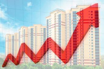 Цены на новостройки продемонстрировали рост впервые с апреля 2018 года