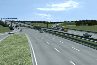 Утвержден проект новой дороги в обход Красного Села