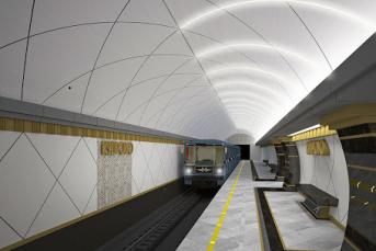 В 2025 году в Кудрово придет метро