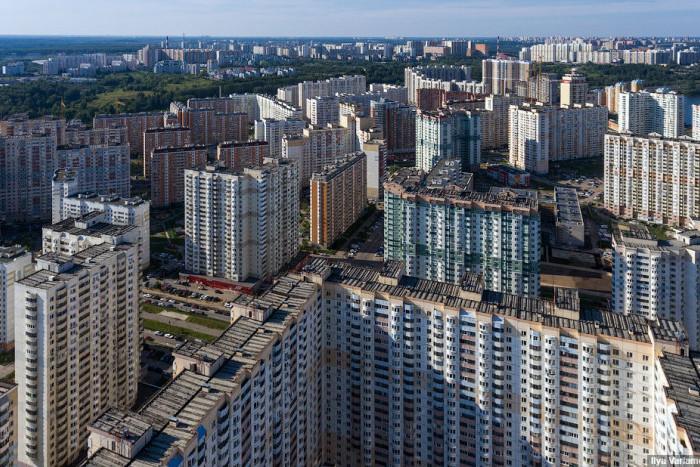В ближайшие два года в Петербурге появится 400 новых домов