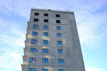 """В четвертой очереди ЖК """"Новоселье: городские кварталы"""" началось витражное остекление балконов"""