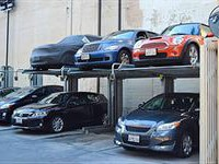 В двух районах Петербурга могут построить многоэтажные паркинги
