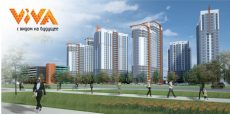 """В феврале откроется продажа квартир в жилом комплексе """"Viva"""""""