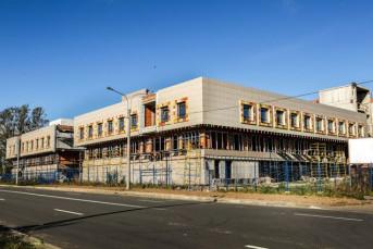 В Красном Селе скоро откроется поликлиника