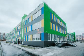 В Красносельском районе введена в эксплуатацию школа