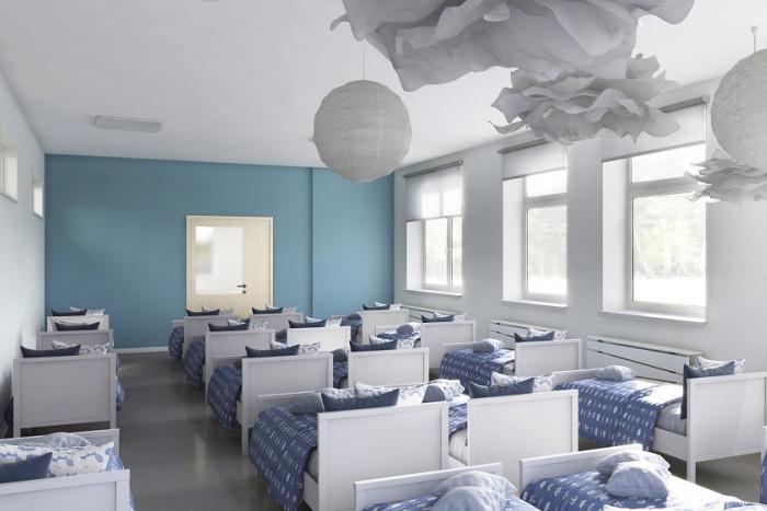 В Кудрово сдан детский сад в скандинавском стиле