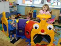 В Купчино открылся детский садик