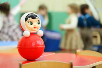 В Московском районе построят два детских садика с бассейнами
