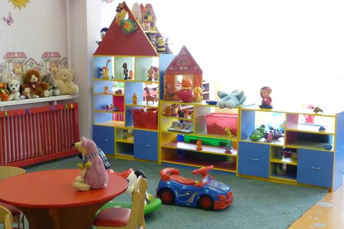 В Невском районе построили детский сад с бассейном