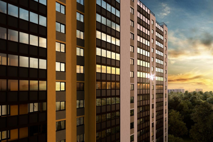 В Невском районе построят новый апарт-комплекс