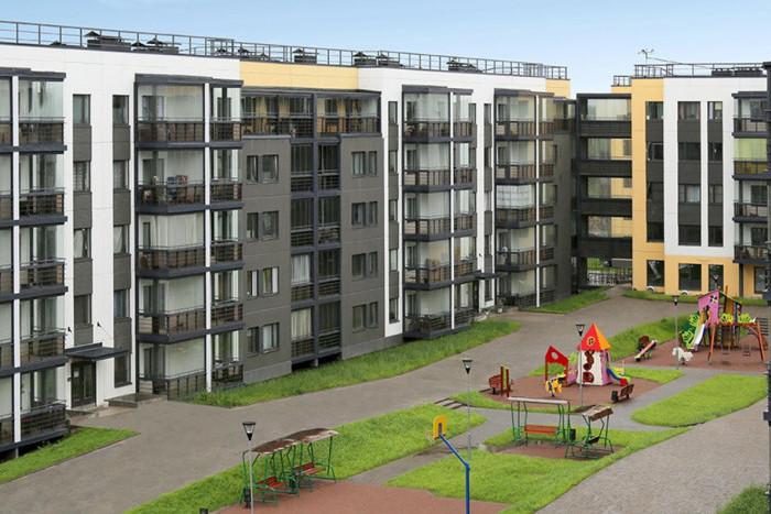 """В новом корпусе жилого комплекса """"Юттери"""" открыто бронирование квартир"""