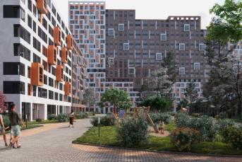 """В """"Новосаратовке"""" вывели 1842 квартиры"""