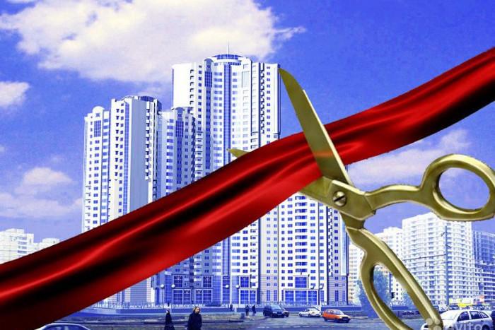 В первом полугодии в Петербурге снизился объем продаж жилья