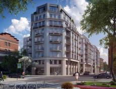 """В Петроградском районе появится жилой комплекс под рекламным названием """"Мироздание"""""""