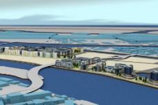 В Петроградском районе построят апарт-комплекс с яхт-клубом за 100 млн. евро
