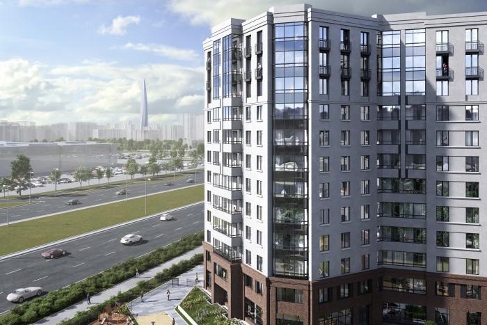 В Приморском районе появится жилой комплекс в голландском стиле