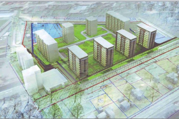 В Приморском районе выставят на аукцион новый участок под строительство жилья