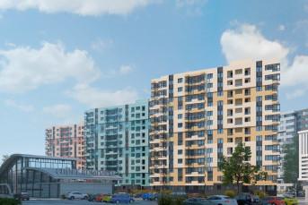"""В продажу выведен новый объем квартир в жилом комплексе """"Ручьи"""""""