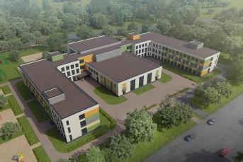В Сертолово построят школу с подготовкой к профессии инженера-строителя
