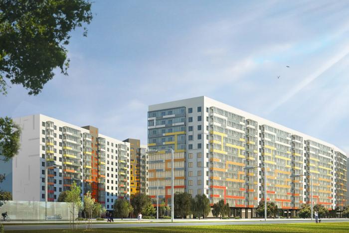 В Шушарах появится новый жилой комплекс
