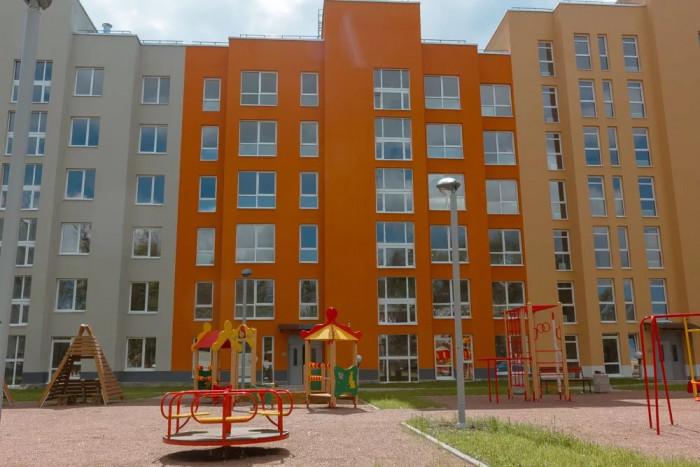 """В третьей очереди жилого комплекса """"Астрид"""" началось бронирование квартир"""