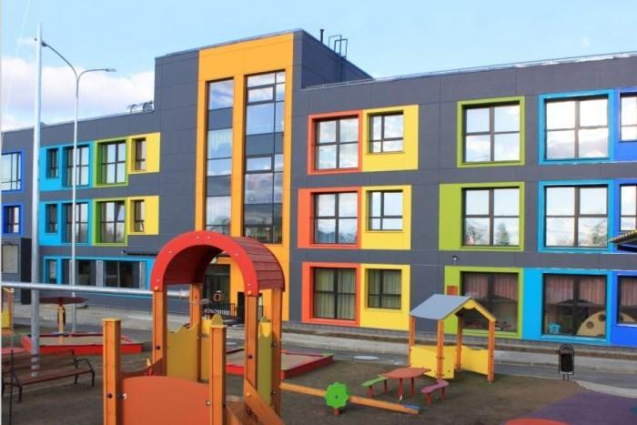 В Выборгском районе построят детский сад