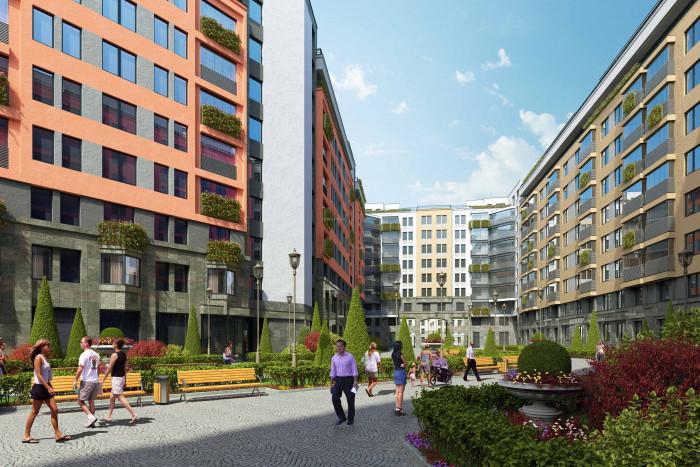 """В жилой комплексе """"Палацио"""" доступен новый объем квартир"""