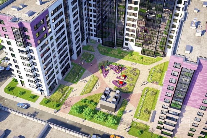 """В жилом комплексе """"ArtLine на Приморском"""" началась реализация апартаментов"""