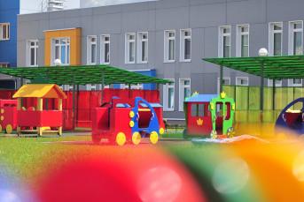 """В жилом комплексе """"Чистый ручей"""" откроется муниципальный детский сад"""