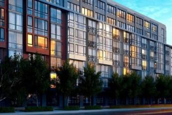 """В жилом комплексе """"Георг Ландрин"""" предлагают квартиры с отделкой"""