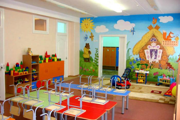 """В жилом комплексе """"Граффити"""" построили детский сад"""
