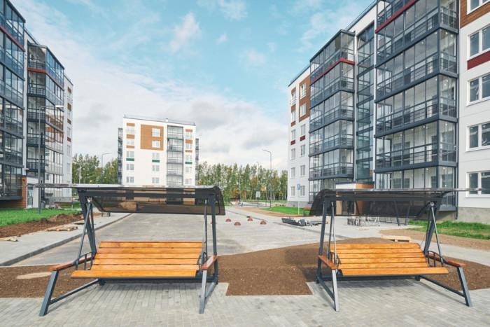 """В жилом комплексе """"Grоna Lund"""" сдана пятая очередь"""