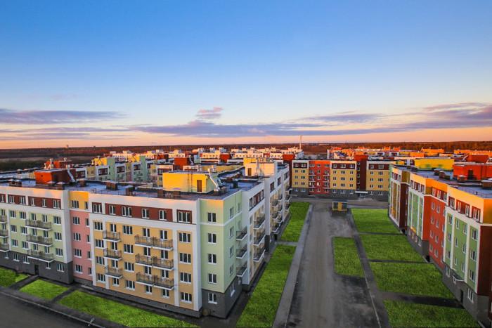"""В жилом комплексе """"Юнтолово"""" началось строительство шестой очереди"""