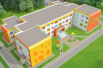 """В жилом комплексе """"Приморский квартал"""" начинается строительство детского сада"""