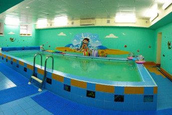 """В жилом комплексе """"Триумф Парк"""" сдан детский сад с бассейном"""
